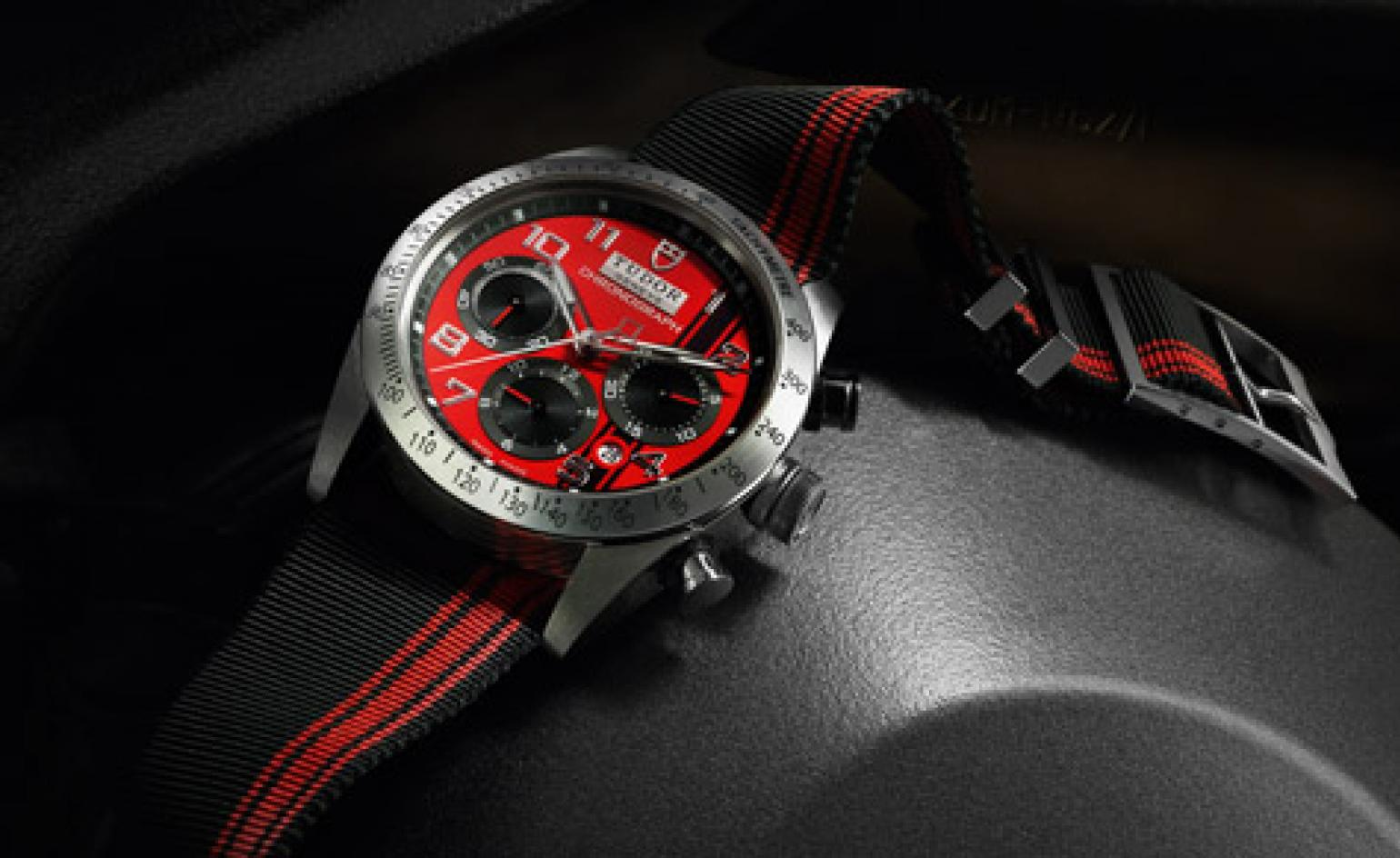 Tudor teams up with Ducati to launch the Fastrider  7dd0b38827eb