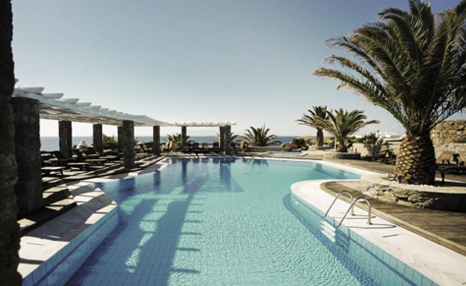 Design hotels launches its second pop up hotel in mykonos for Design hotel greece