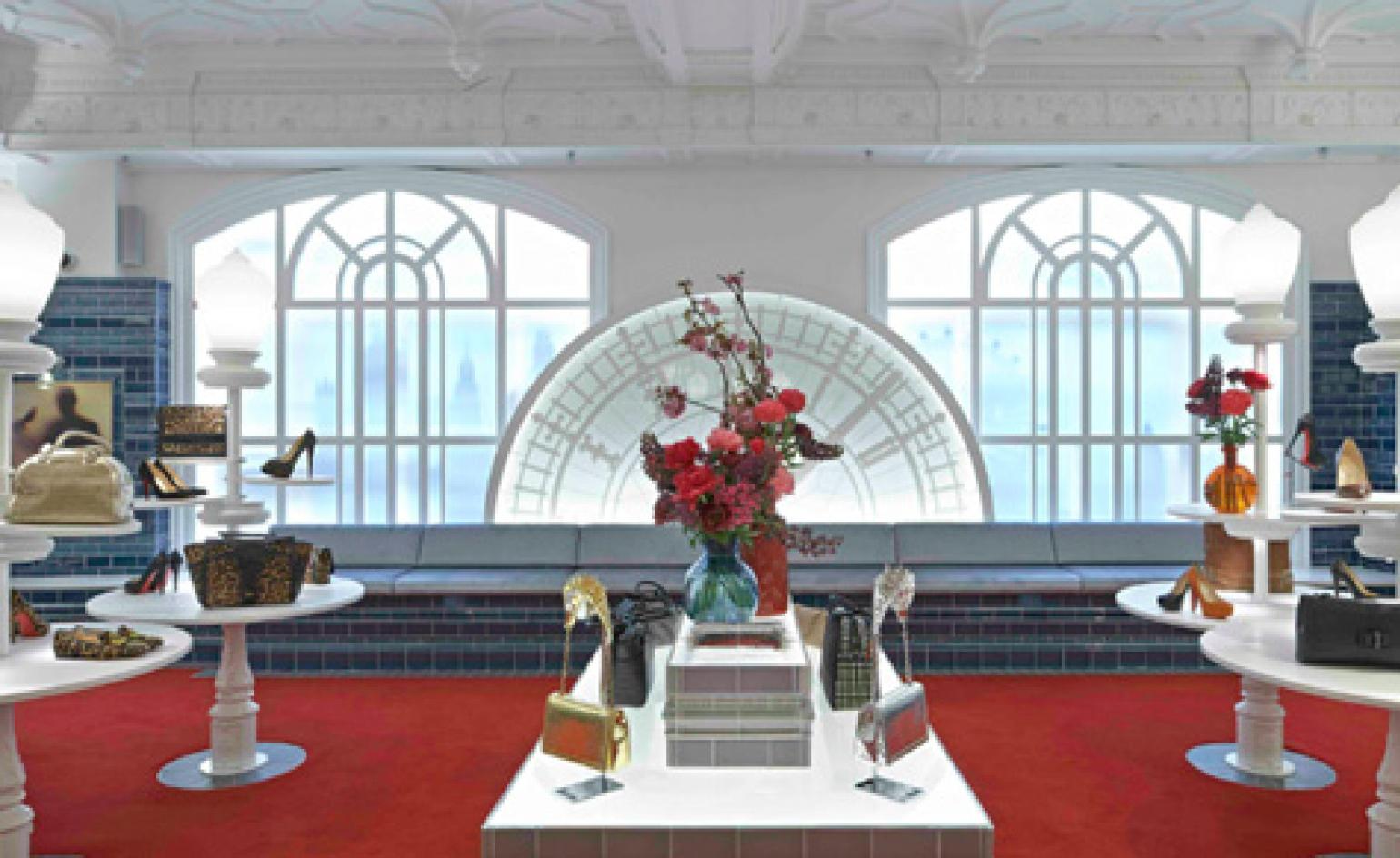 Lee Broom Designs The New Christian Louboutin Boutique In