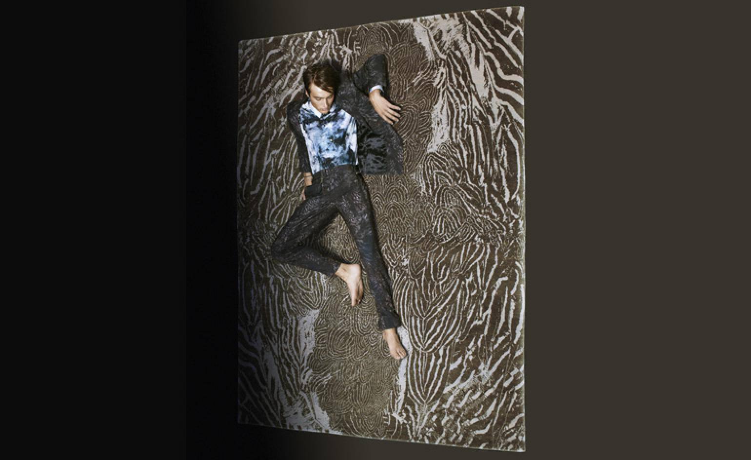 Remarkable Rugs By Alexander Mcqueen