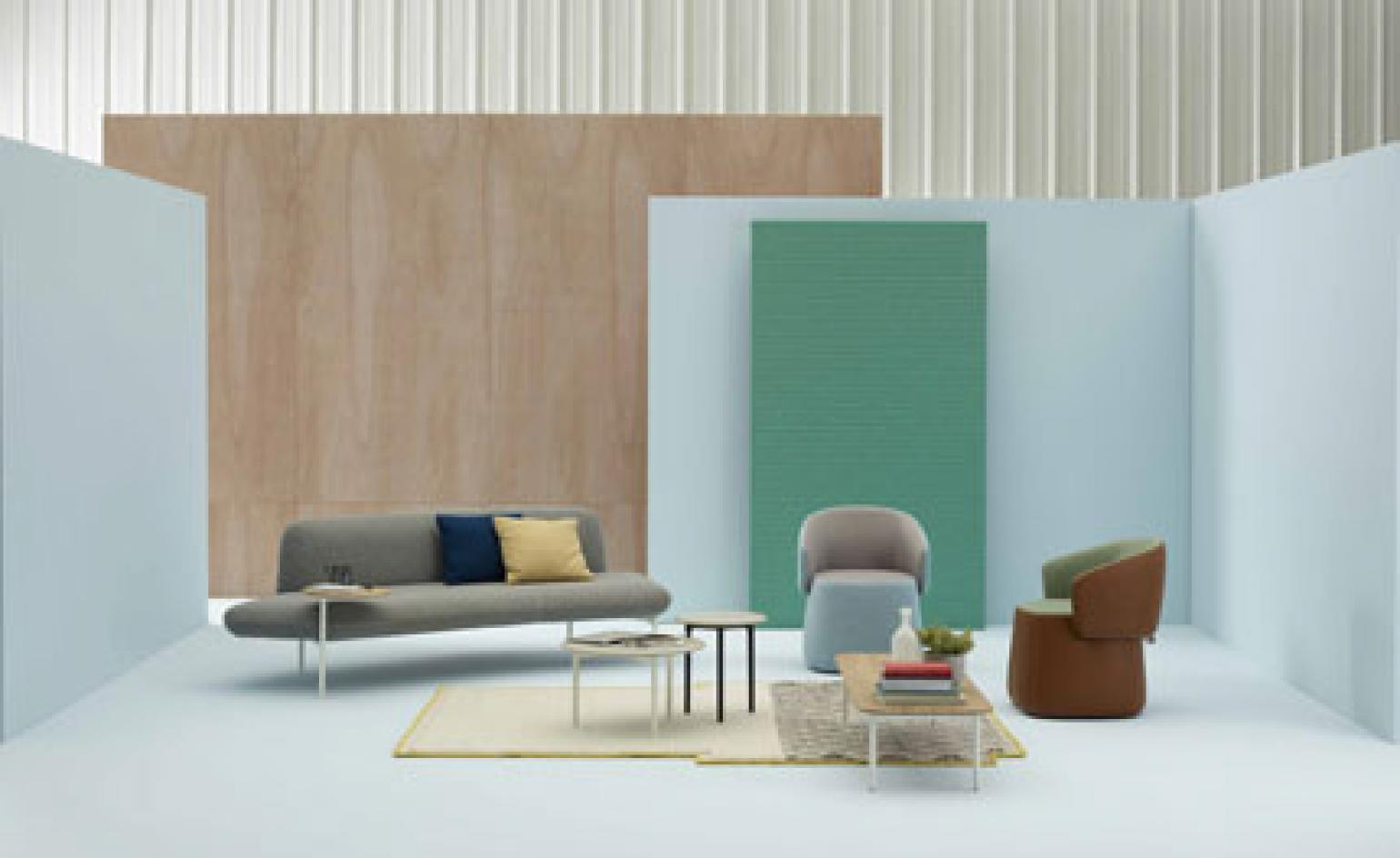Patricia Urquiola S New Openest Office Furniture Line For Haworth