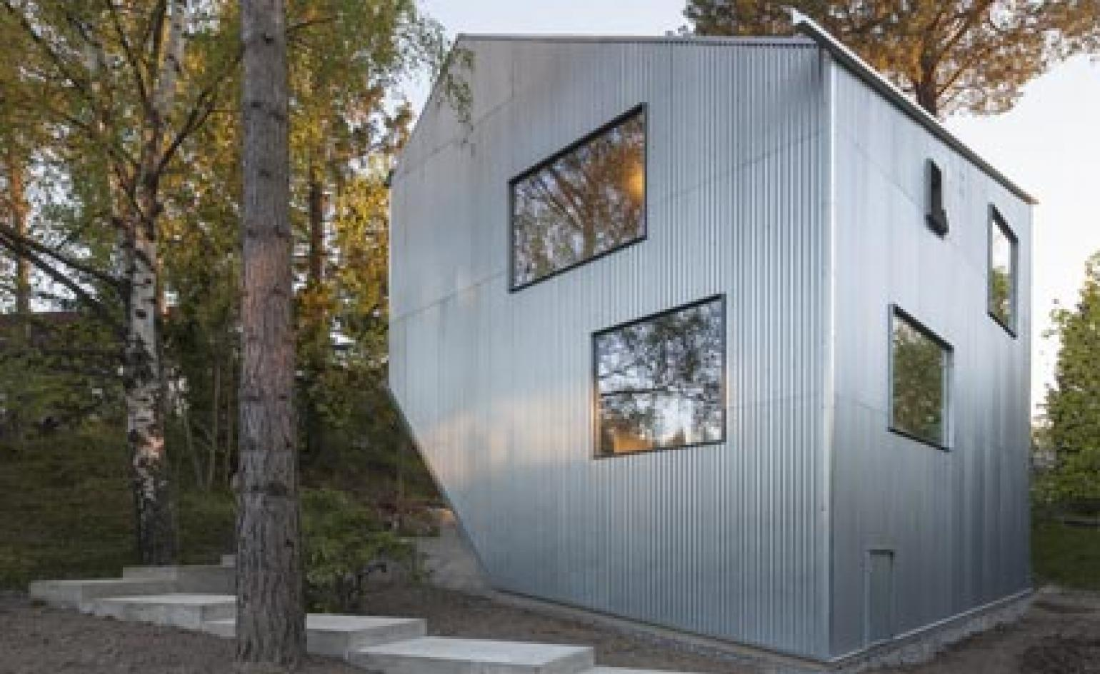 Happycheap House By Tommy Carlsson Offers A New Model For