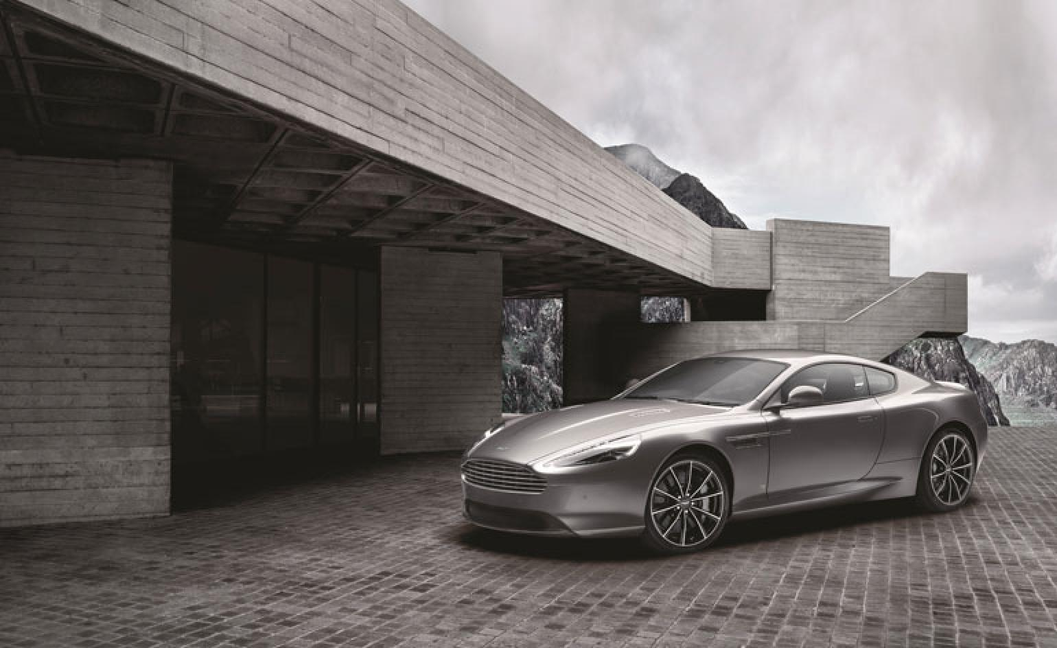 The World Is Not Enough Aston Martin Reveals Db9 Gt Bond Edition Wallpaper