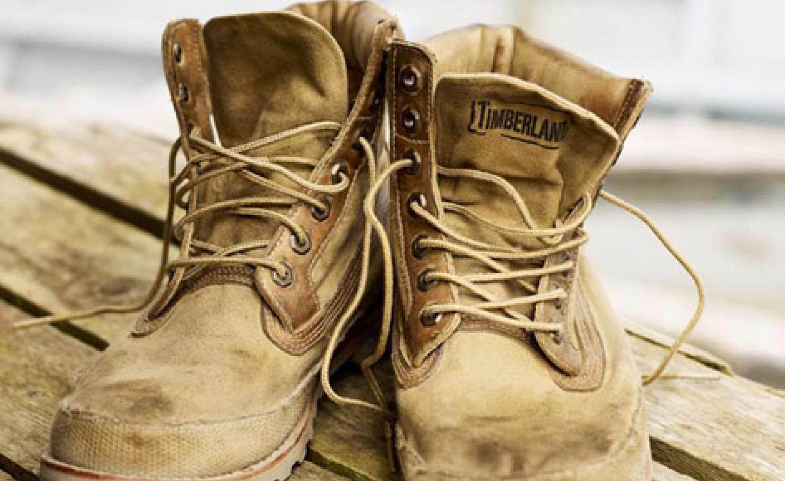 Timberland Earth Keepers Wallpaper