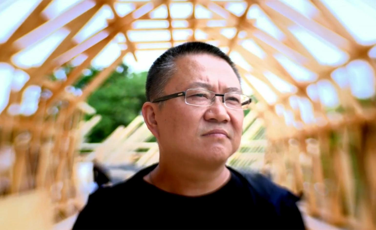 Architect Wang Shu talks about his work and philosophy
