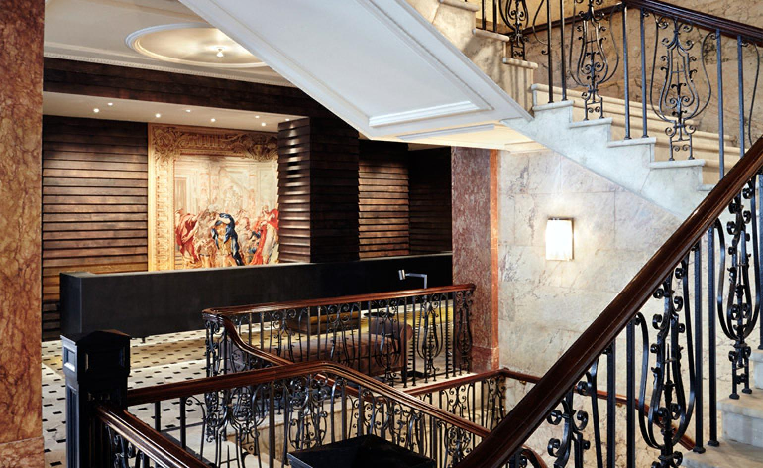 Rooms: The London Edition: Ian Schrager's Capital Comeback