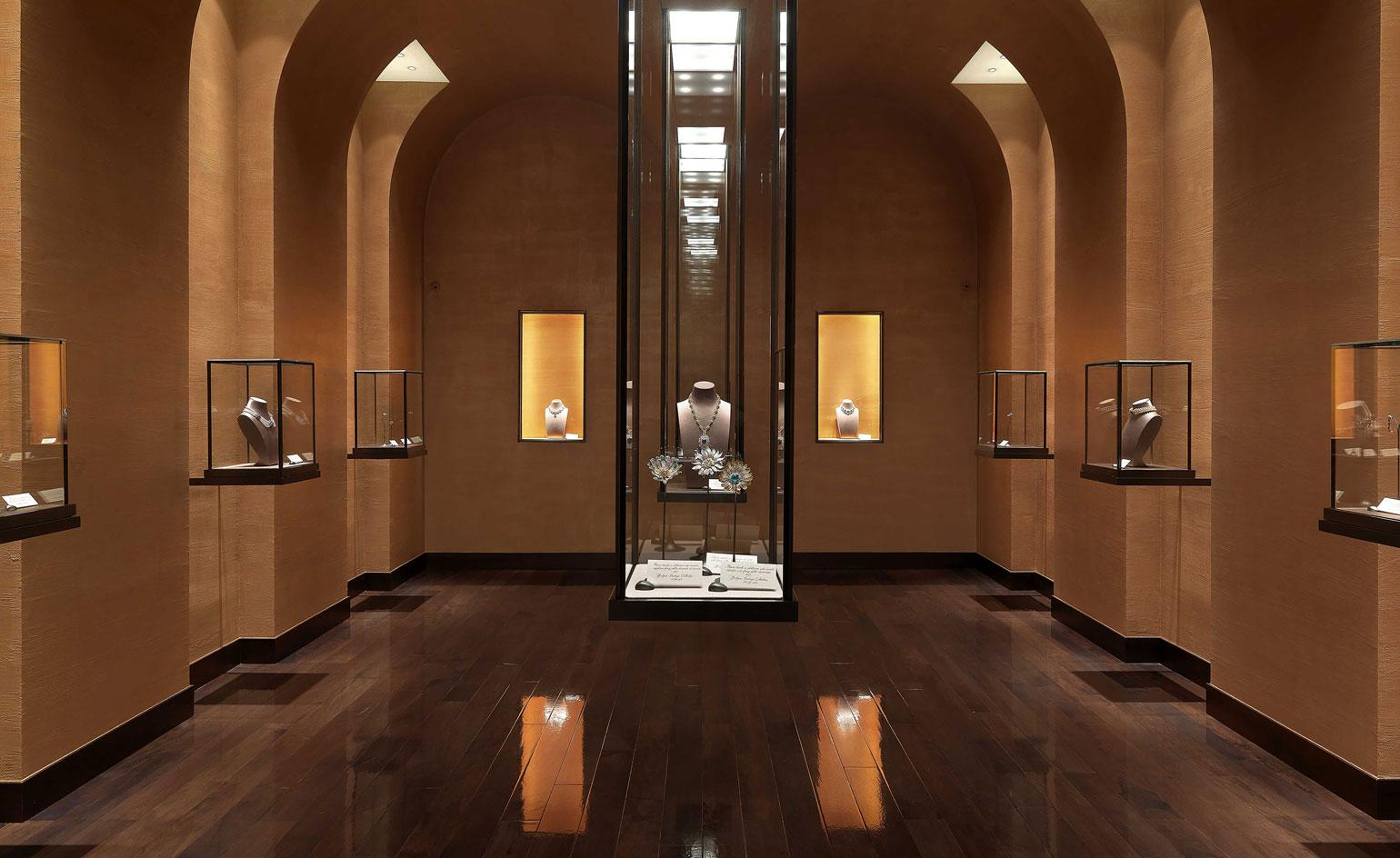 Bulgari opens a Rome gallery dedicated to the jewels that shaped its legacy