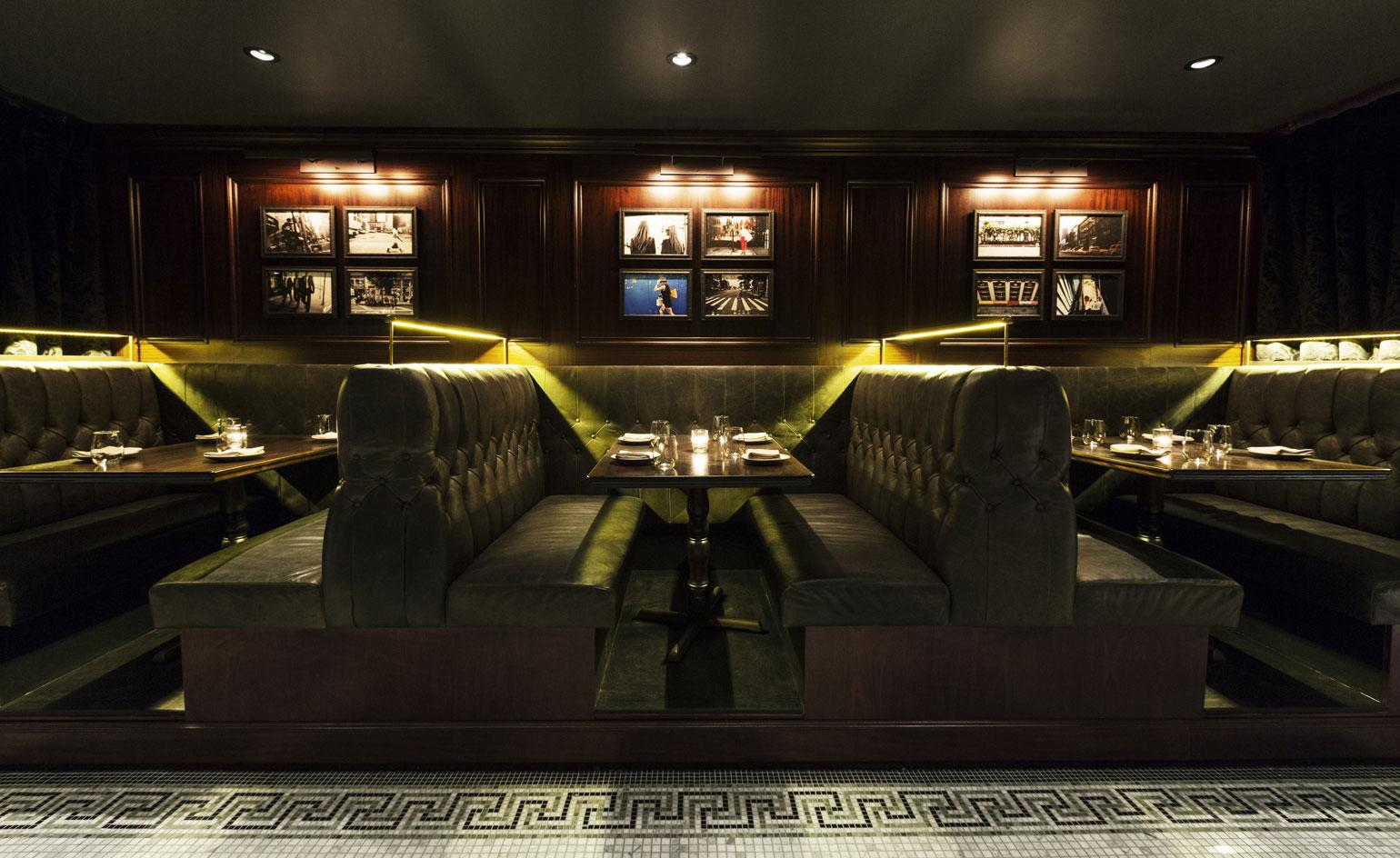 bar nomad york usa restaurant decor bars interior stonehill taylor steal discover projects building