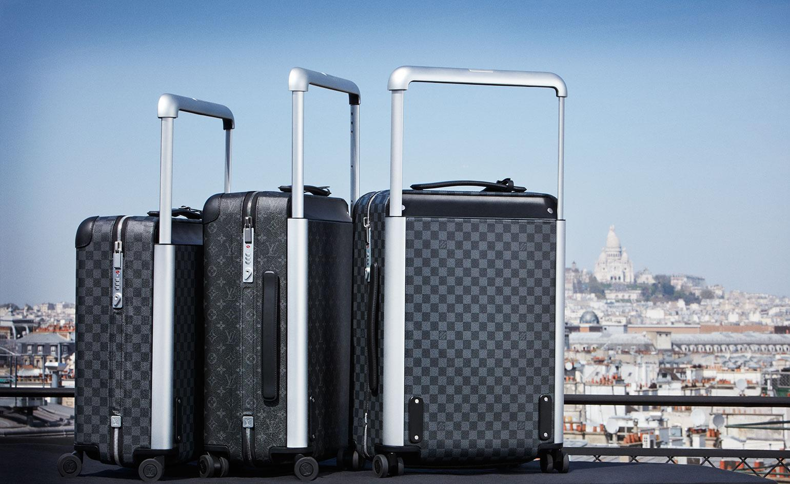 Rolling out: Marc Newson reinvents Louis Vuitton's trunks for the 21st century
