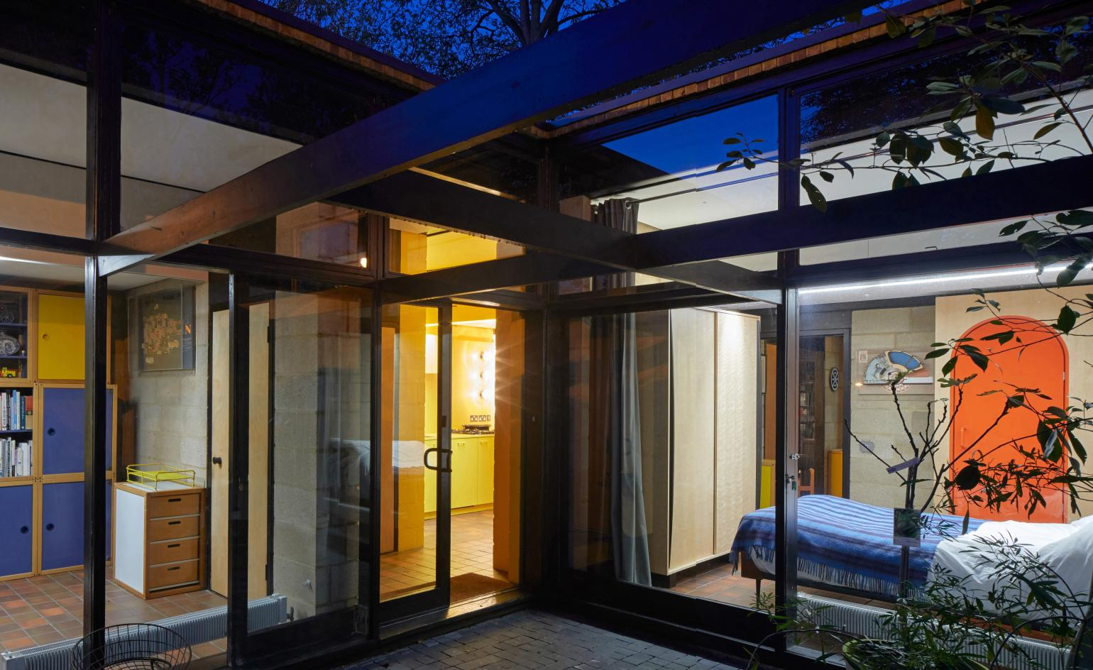 Tour designer Jason Maclean's redesigned modernist home in South London
