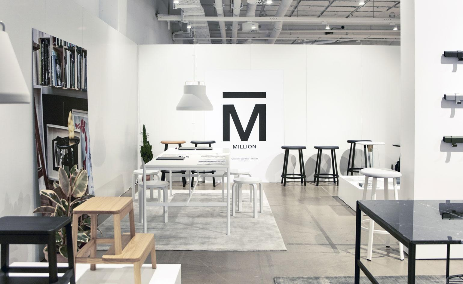 New nordic furniture brand million launches at northmodern for International decor brands
