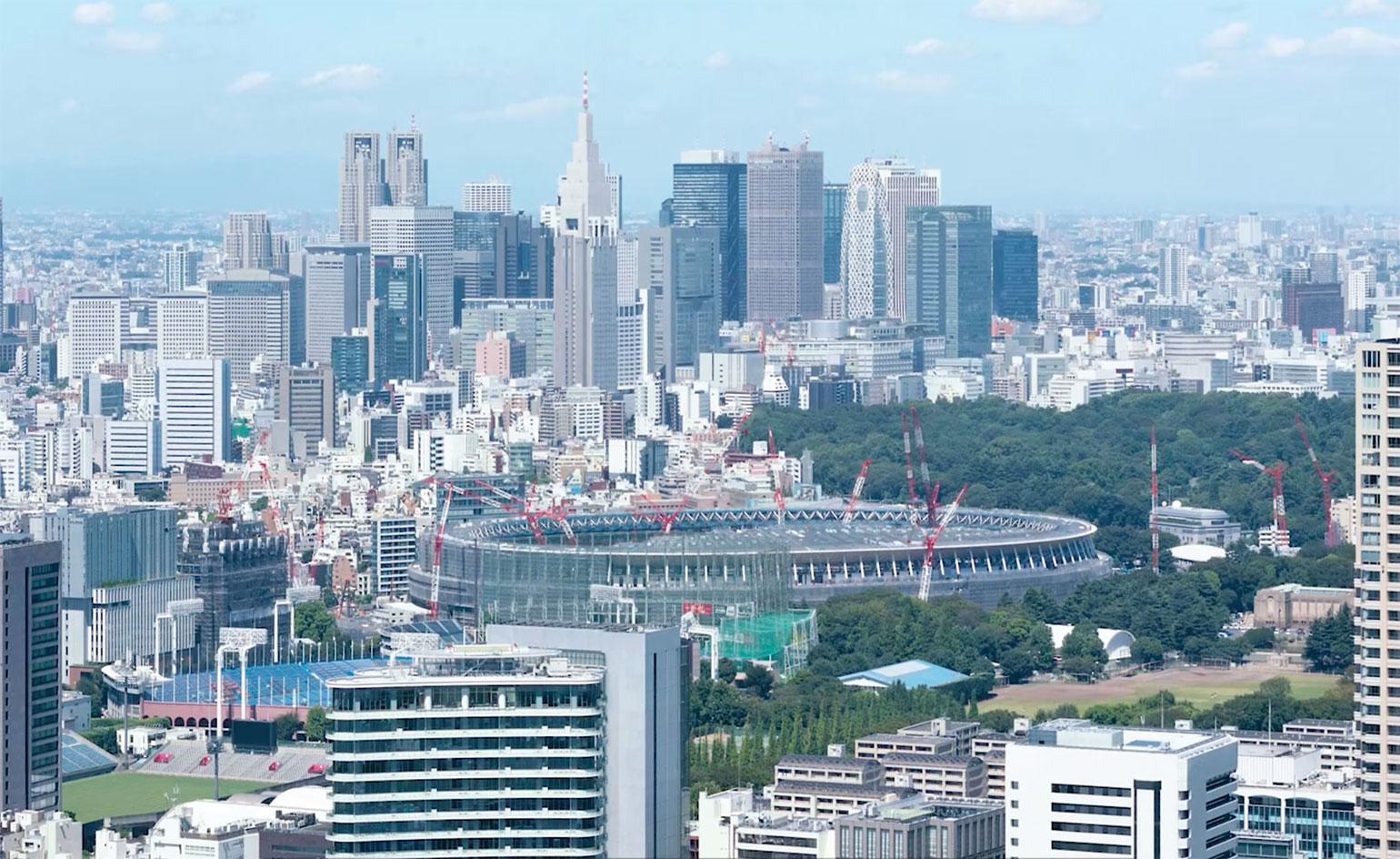 Tour Tokyo's development ahead of the 2020 Olympics with Atelier Bow-Wow