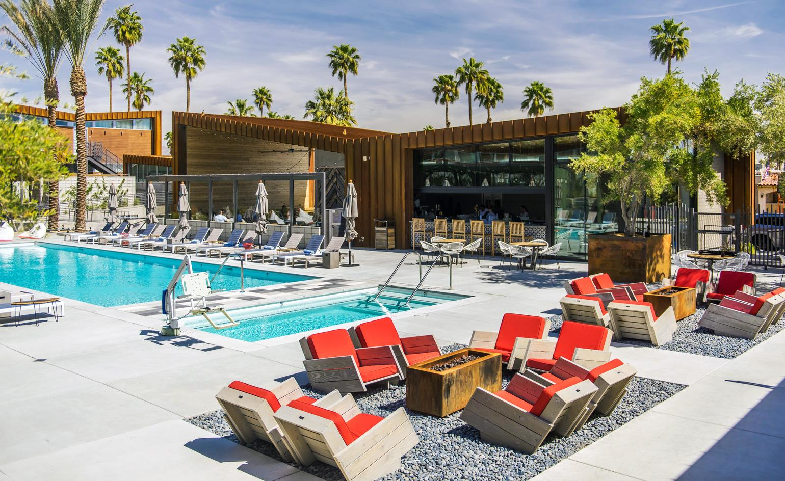 The 7 Best Palm Springs Hotels For 2018
