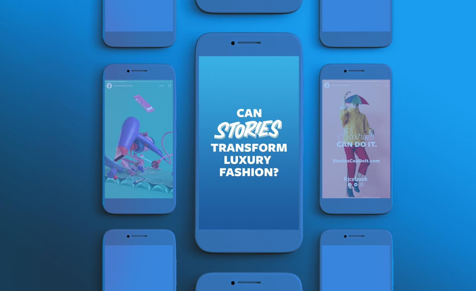 How stories are transforming design and fashion brands