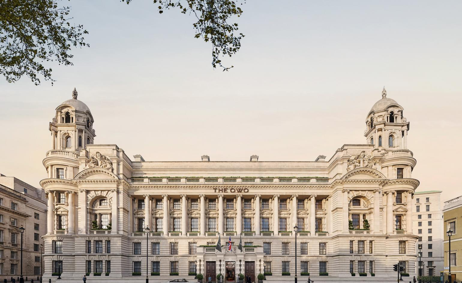 From home of James Bond to London's new Raffles: Old War Office gets a refresh