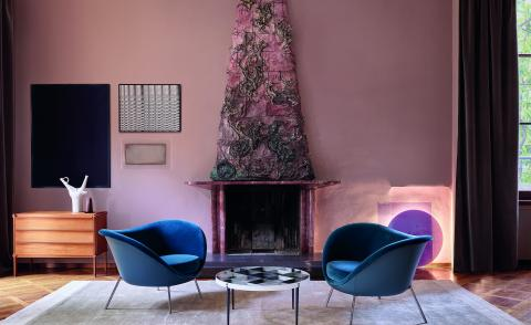 Shop Gio Ponti furniture from home