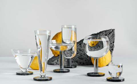 Glassware sets for every occasion