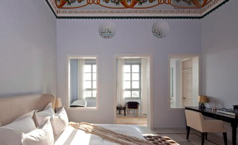 The Efendi Hotel opens within conjoined Ottoman-era stone buildings in northern Israel