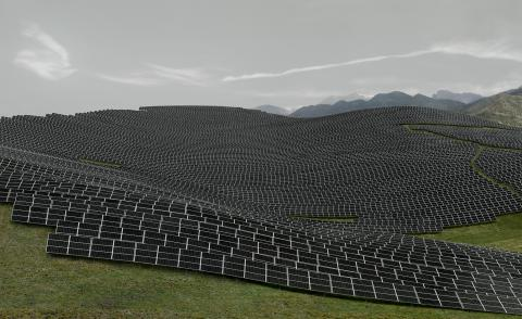 Andreas Gursky's new exhibition brings abstraction into crystal-clear focus
