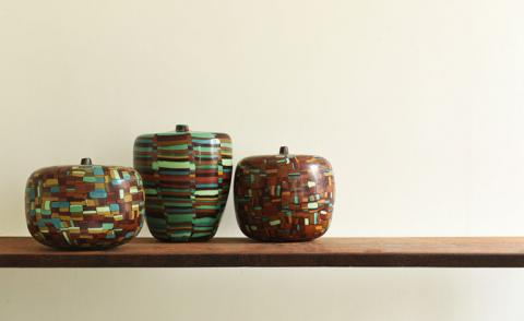 An affair to remember: Massimo Micheluzzi's glass vessels at Willer