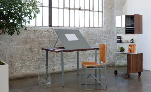 Cut above: Stephen Kenn creates multipurpose furniture for army-knife specialists Victorinox