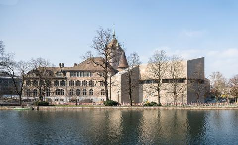 Grand opening: Christ & Gantenbein completes Swiss National Museum additions