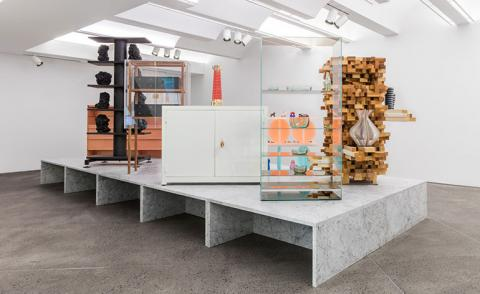Model furniture: Chamber celebrates its second year with cabinets and curiosities