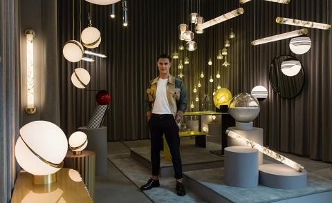 Lee Broom makes the leap stateside with New York showroom debut