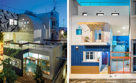Point Supreme Architects master the art of collage with Petralona House