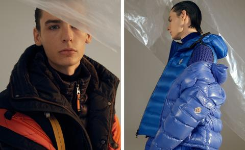 Down time: we're warming to the latest insulated winter jackets