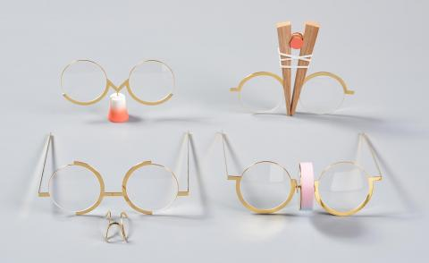 Making a spectacle: Design Museum Holon explores the recent history of eyewear design