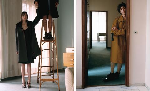 Head to toe: Marco Zanini makes a shoe-in with a capsule clothing collection for Santoni