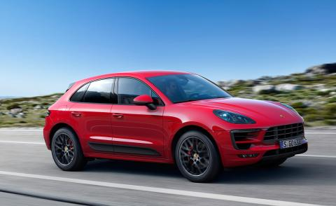 Dynamic and practical? The Porsche Macan GTS deals with both hands