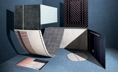 Ground control: rigorous rugs take a graphic turn