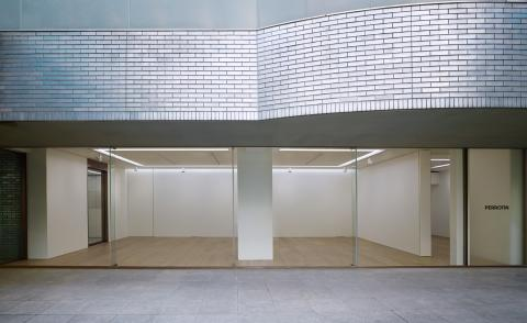 White light: first look at Galerie Perrotin's Tokyo outpost, designed by André Fu