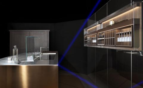 Fantasy island: dream kitchens for creative chief cooks and brilliant bottle washers
