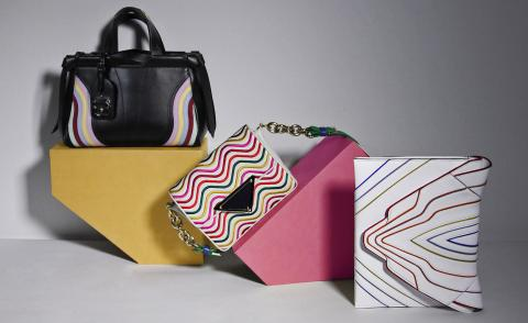 Tongue in chic: the accessories designers turning traditional Italian luxury on its head