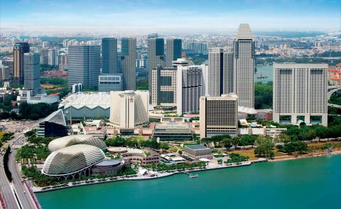 Place makers: a new exhibition celebrates 50 years of Singapore-based DP Architects
