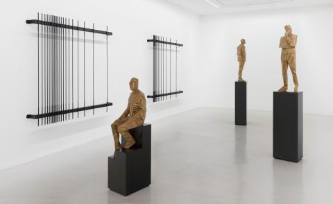 Monument man: Xavier Veilhan on dissolving identity in his latest exhibition