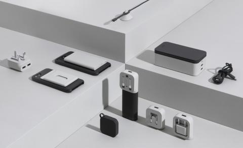 A new design brand by Benjamin Hubert brings technology essentials back to basics