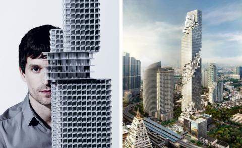 Accelerated architect: Ole Scheeren's headlong rush around the fast-changing Asian landscape