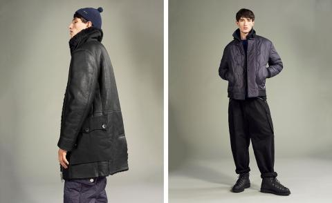 Snow patrol: Peak Performance and Nigel Cabourn are scaling great new heights