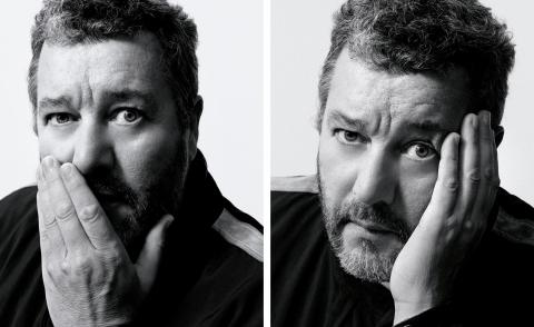 Philippe Starck writes a poem to inspire the next generation