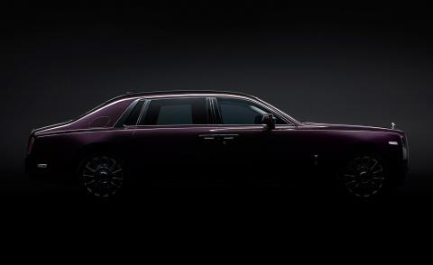 The new Phantom is a triumphant expression of Rolls-Royce's titanic ambition