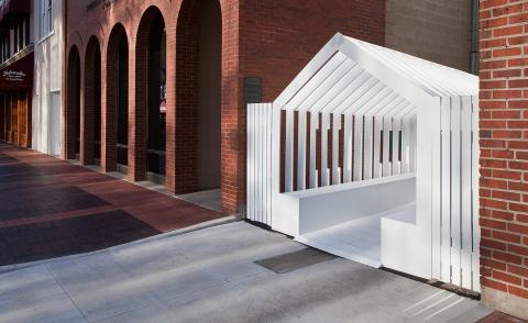 Architects take to the streets for the inaugural edition of Exhibit Columbus
