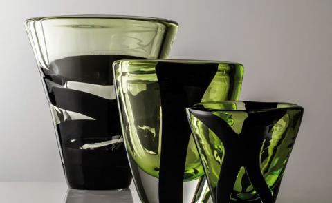 Peter Marino puts a signature touch on new glass collaboration with Venini