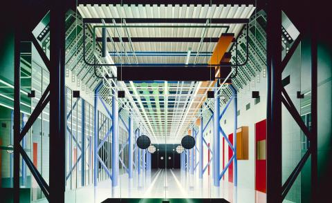 Sainsbury Centre celebrates anniversary with show on tech-inspired architecture