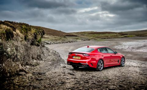 Reviewing the Kia Stinger GT S