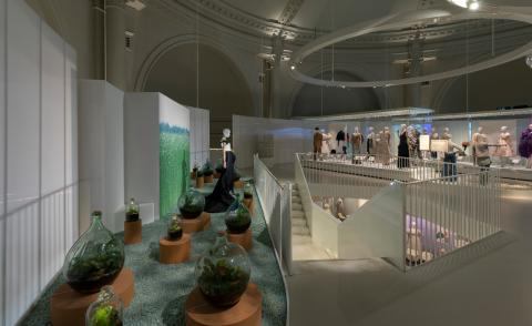 Course of nature: V&A dissects fashion's relationship with the living world