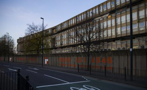 V&A pavilion at Venice Architecture Biennale to explore the legacy of Robin Hood Gardens